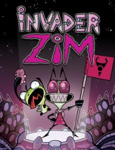 Invader-Zim