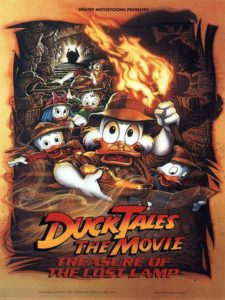 Ducktales the movie- Treasure of the Lost Lamp
