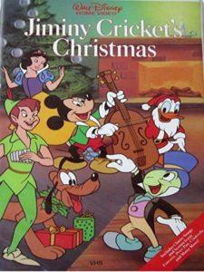Jiminy Cricket Christmas