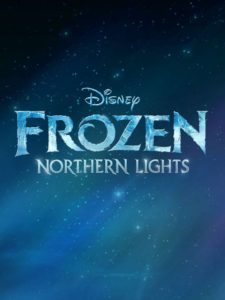 Lego Frozen- Nothern Lights