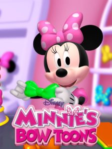 Minnie's Bow Toons Yr1-3