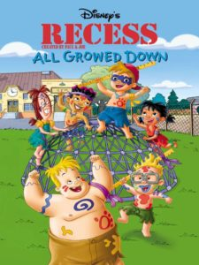 Recess-All-Growed-Down