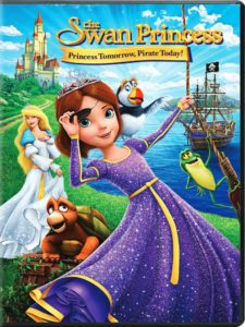 Swan-Princess, The- Princess Tomorrow, Pirate Today